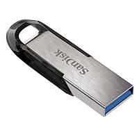 Флешка SanDisk 128 GB Ultra Flair Black (SDCZ73-128G-G46), фото 1