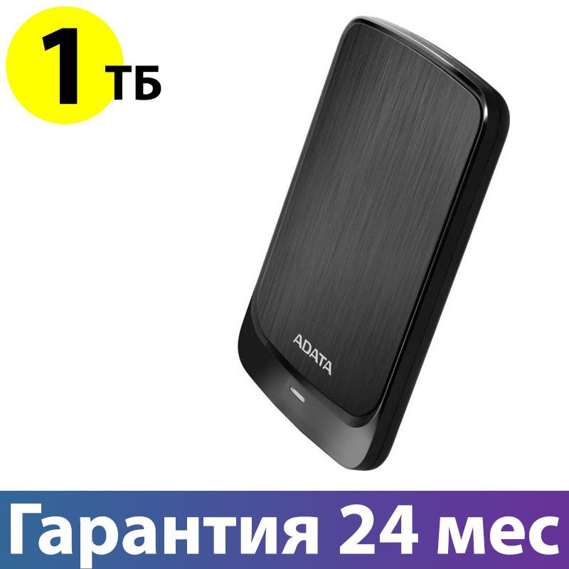 """Внешний жесткий диск 1 Тб/Tb A-Data DashDrive HV620S, White, 2.5"""", USB 3.1 (AHV320-1TU31-CWH)"""