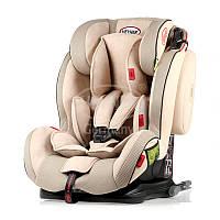 Детское автокресло HEYNER 786 150 Capsula MultiFix ERGO 3D Summer Beige 1-12 лет, 9-36 кг, категория 1-2-3