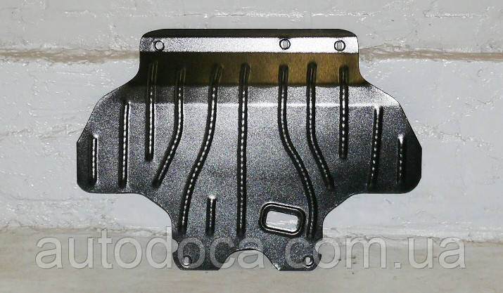 Захист картера двигуна, кпп, диф-ла Subaru Forester 2008-
