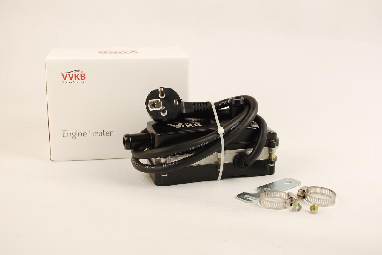 Подогреватель двигателя ВВКБ 1,5 квт, Титан В1 для автомобилей с мотором до 5 литров!