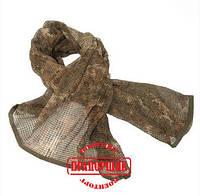 Шеммаг шарф-сетка VEGETATO NET SCARF 65PES 35CO