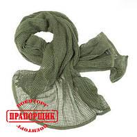 Шеммаг шарф-сетка OD NET SCARF 65PES 35CO