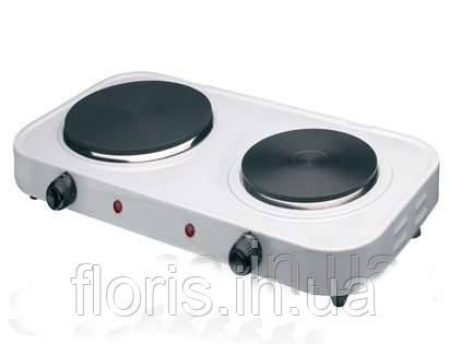 Плита электрическая Under Price UpGh-2P-1.0/1.5-W