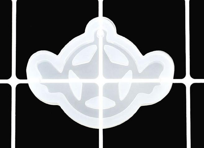 Силиконовый молд, форма, кулон, Символ