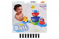 Фонтан игрушечный в ванну (коробка) CS007 (шт.)