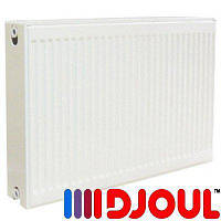 Радиатор Тип 22 500х1100 Djoul стальной боковое (2083 Вт), фото 1