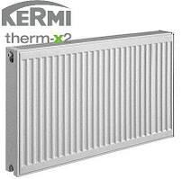 Радиатор тип 22 500H x 1100L бок. FKO KERMI стальной