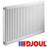 Радиатор Тип 11 500х500 стальной Djoul (боковое), фото 1