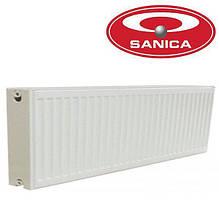 Радиатор тип 22 300H x 400L стальной SANICA
