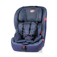 Детское автокресло HEYNER 796 130 MultiRelax AERO Fix Cosmic Blue 1-12 лет, 9-36 кг, категория 1-2-3