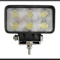 Фара светодиодная 18W LED EPISTAR IP68