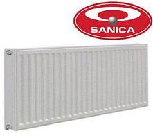 Радиатор тип 11 300H x 400L стальной SANICA