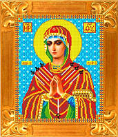 Схема для вышивки Икона Божьей Матери Умягчение Злых Сердец