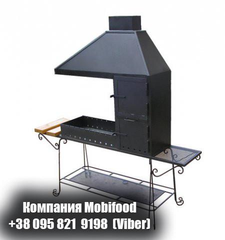 Эксклюзивные мангалы и станции BBQ на заказ - от 400$