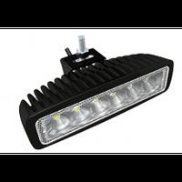 Фара светодиодная 18W LED IP68