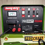 Пуско-зарядное устройство Procraft PZ280A, фото 3