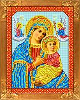 Схема для вышивки Икона Божией Матери Страстная