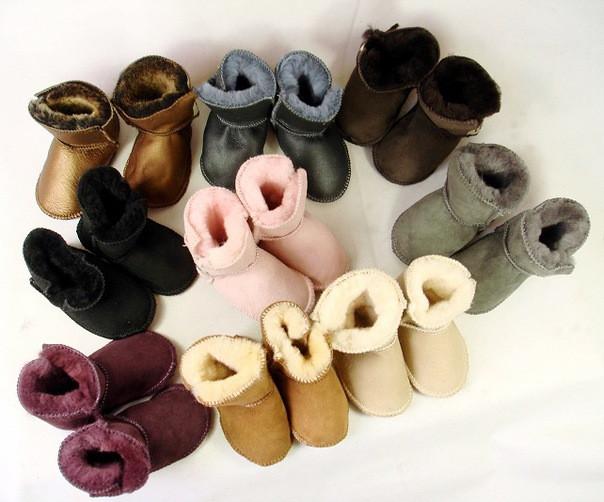 Обувь первые шаги