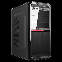 #176435 - Корпус LogicPower 2012 Black, 400W 80mm, ATX, mATX, Flex-ATX Midi-Tower, 2xUSB3.0, Audio, 4x5,25', 1x3,5', 5xHDD, 7xPCI