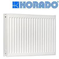Радиатор Тип 22K H=500 L=400 стальной Korado (боковое)