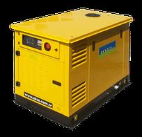 Трехфазный дизельный генератор Aksa APD 12EM (9,6 кВт)