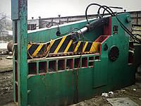 Ножницы гидравлические аллигаторные Q43-5000 для металлолома
