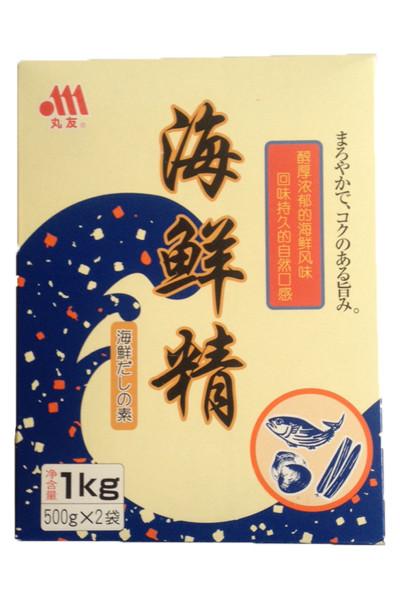 Рыбный бульон Хондаши