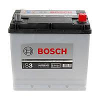 Акумулятор Bosch S3 45AH/300A (S3016)
