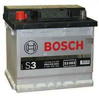 Аккумулятор Bosch S3 45AH/400A (S3003)