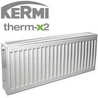 Радиатор тип 22 400H x 1000L бок. FKO KERMI стальной
