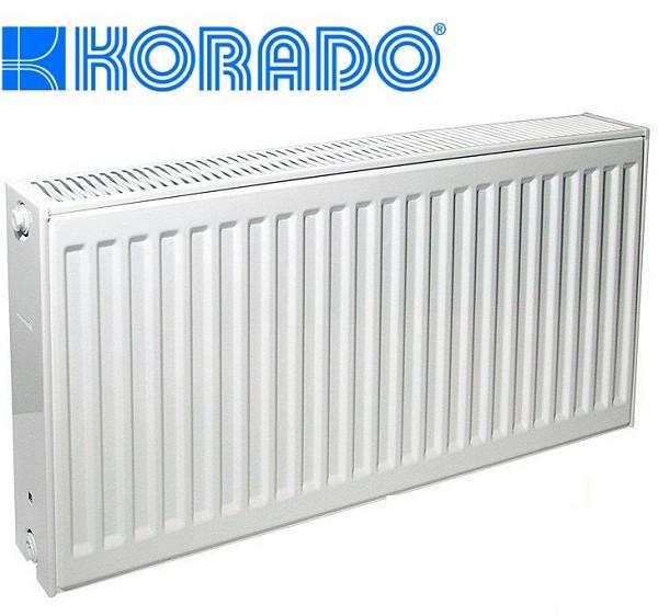 Радиатор Тип 22K H=300 L=1800 стальной Korado (боковое)