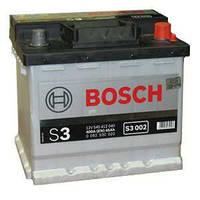 Аккумулятор Bosch S3 45AH/400A (S3002)