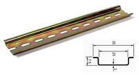 DIN-рейка, 35x7,5мм, длина 1м, толщина 1мм, Solard