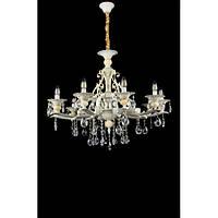 Люстра светильник в классическом стиле с хрустальными подвесками Splendid-Ray 30-3341-66