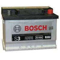 Аккумулятор Bosch S3 53AH/470A (S3004)