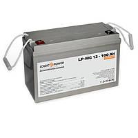 Аккумуляторная батарея LogicPower LP-MG 12V 100Ah мультигель