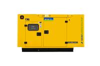 Трехфазный дизельный генератор Aksa APD 33A (26,4 кВт)
