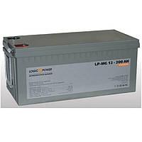 Аккумуляторная батарея LogicPower LP-MG 12V 200Ah мультигель