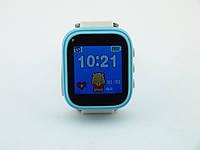 🎁 Подарок ребенку ! Q60 с GPS трекером детские смарт-часы Smart Watch детские умные часы, голубые | AG510151