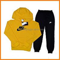 Детские флисовые костюмы Nike | Утепленные детские костюмы