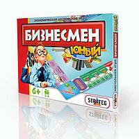 Настольная игра Strateg Юный Бизнесмен R179975