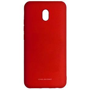 Чехол Silicone Hana Molan Cano Xiaomi Redmi 8A (red)