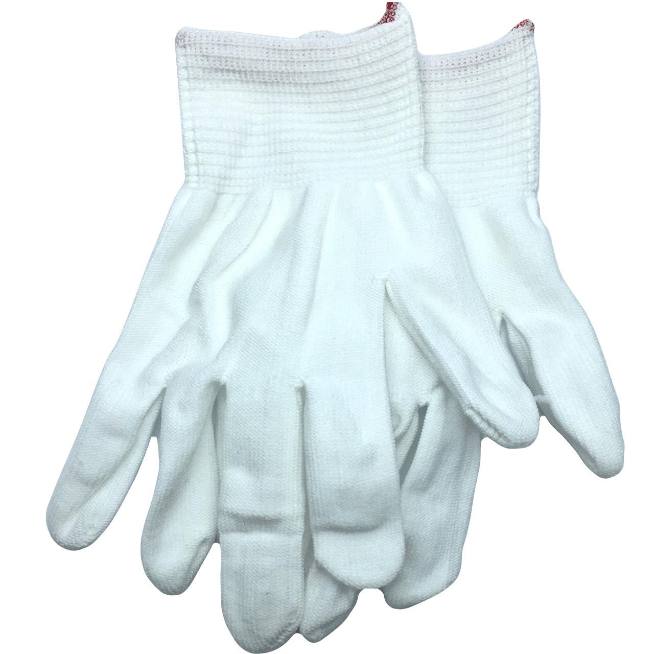 Перчатки Fabric ремонта электротехники (white)