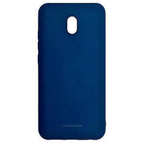 Чехол Silicone Hana Molan Cano Xiaomi Redmi 8A (blue)