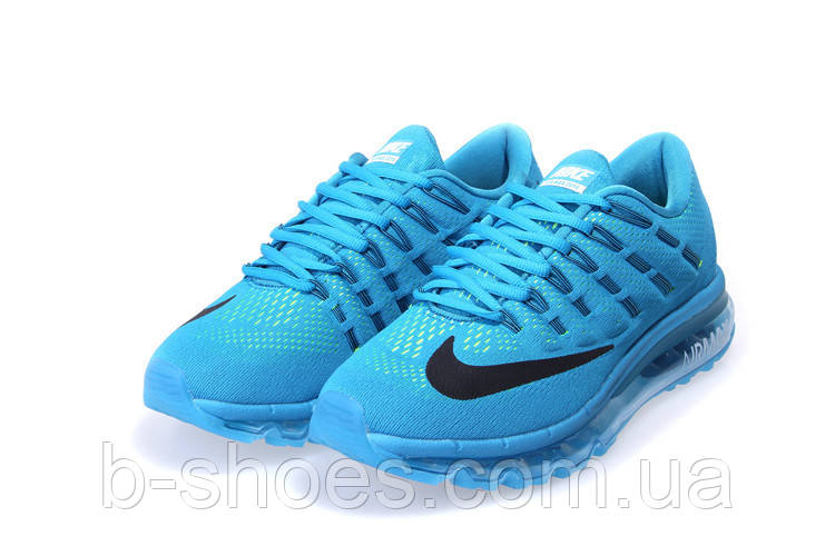 Мужские кроссовки Nike Air Max 2016 (Blue)