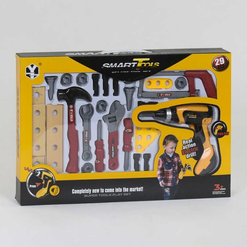 Набор инструментов Н 616 (24) в коробке
