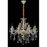 Светильники люстры свечи в классическом стиле для спальни гостинной зала Splendid-Ray 30-3055-33