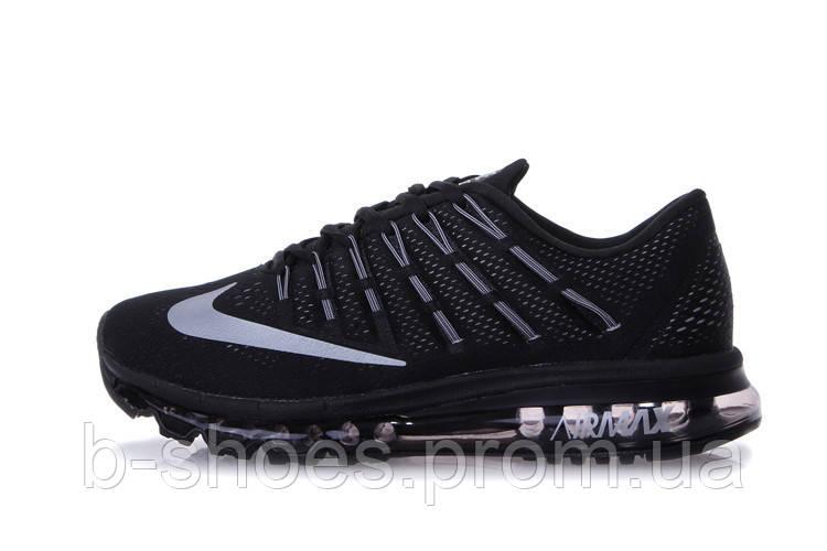 Мужские кроссовки Nike Air Max 2016 (Black)