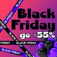 Black Friday знижки до 55%